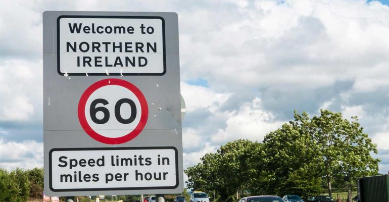 As backstop backfires, Irexit surefire way to prevent  a hard border